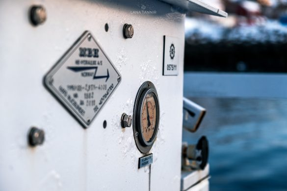 Wild Seas Boat