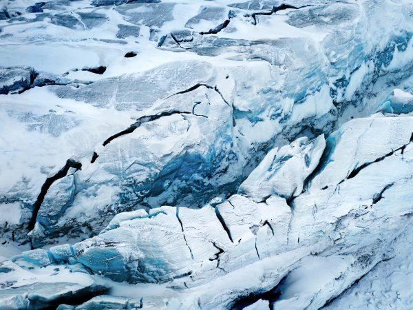 Glacier in Svalbard