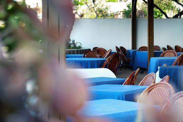 La Sirenetta Park Hotel Restaurant
