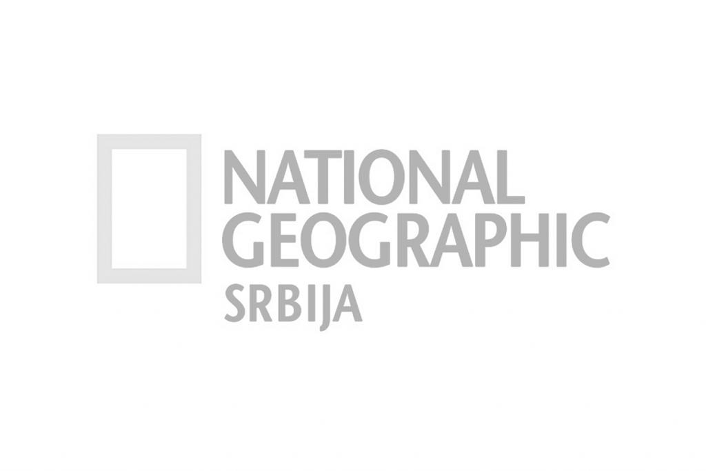 National Geographic Srbija Logo