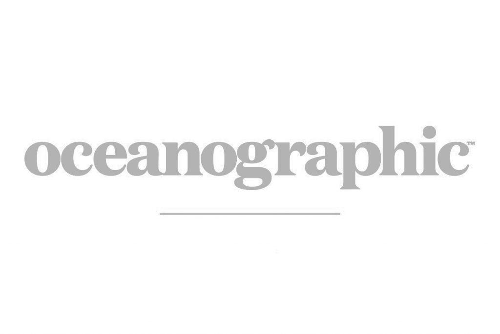 Oceanographic Magazine Logo