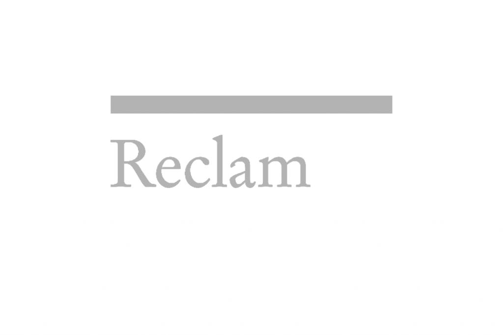 Reclam Verlag Logo