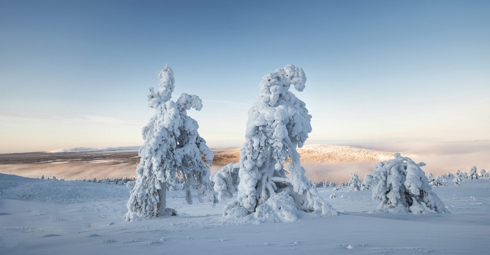 Levi Fell in Finland